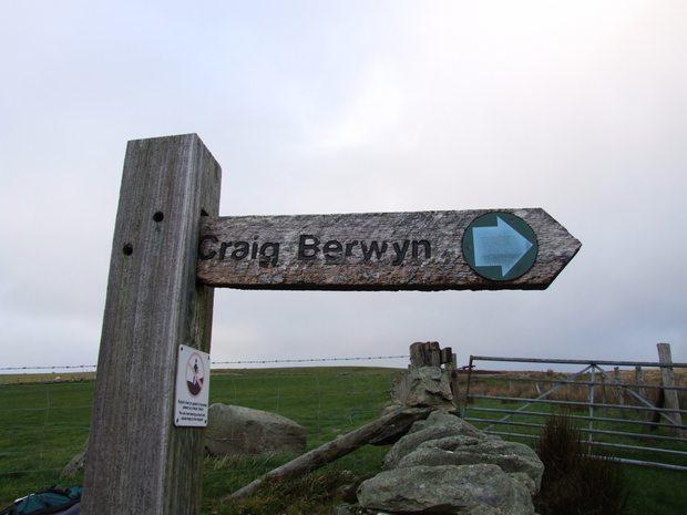 Cadair Berwyn Hill Walk from Llandrillo