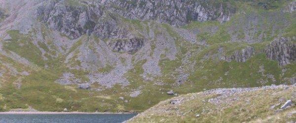Walk up Cadair Idris from Dolgellau