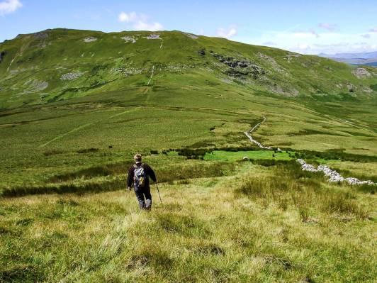 Arenig Fawr and Moel Llyfnant Circular Walk