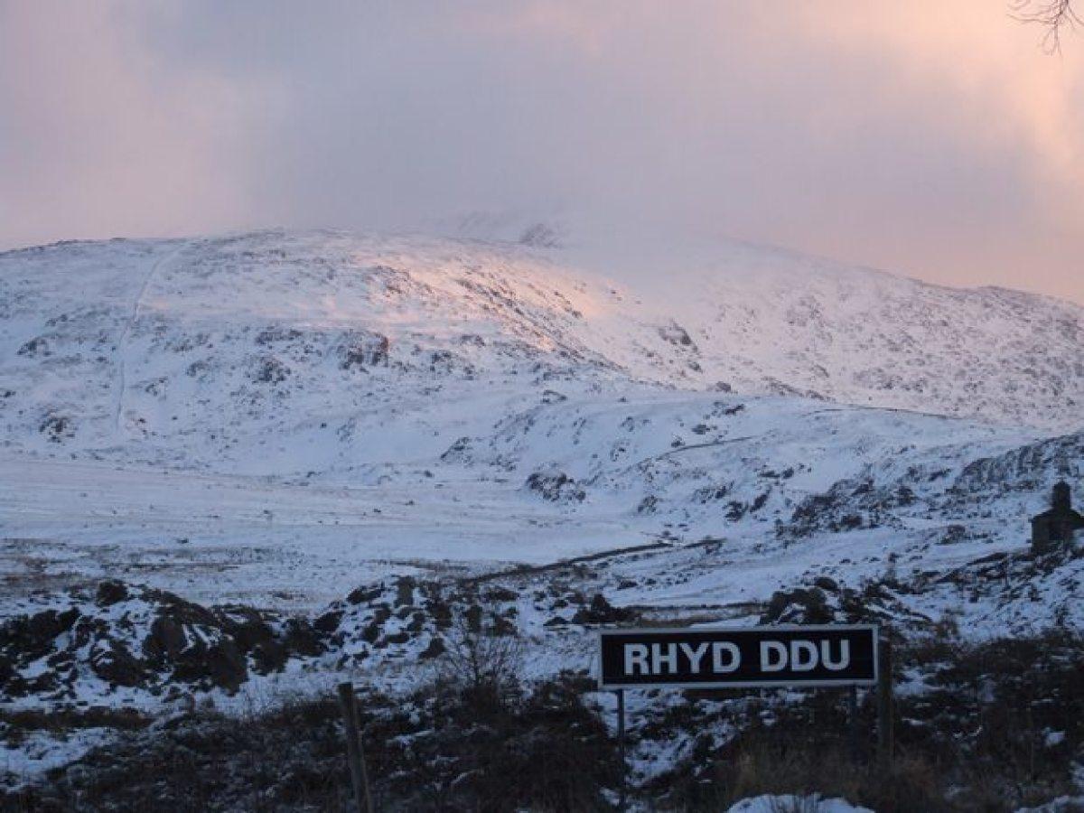 Snowdonia Walks from Rhyd Ddu