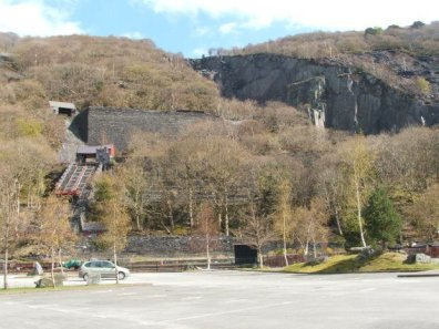 Walk the Vivian Quarry Trail - Padarn Country Park