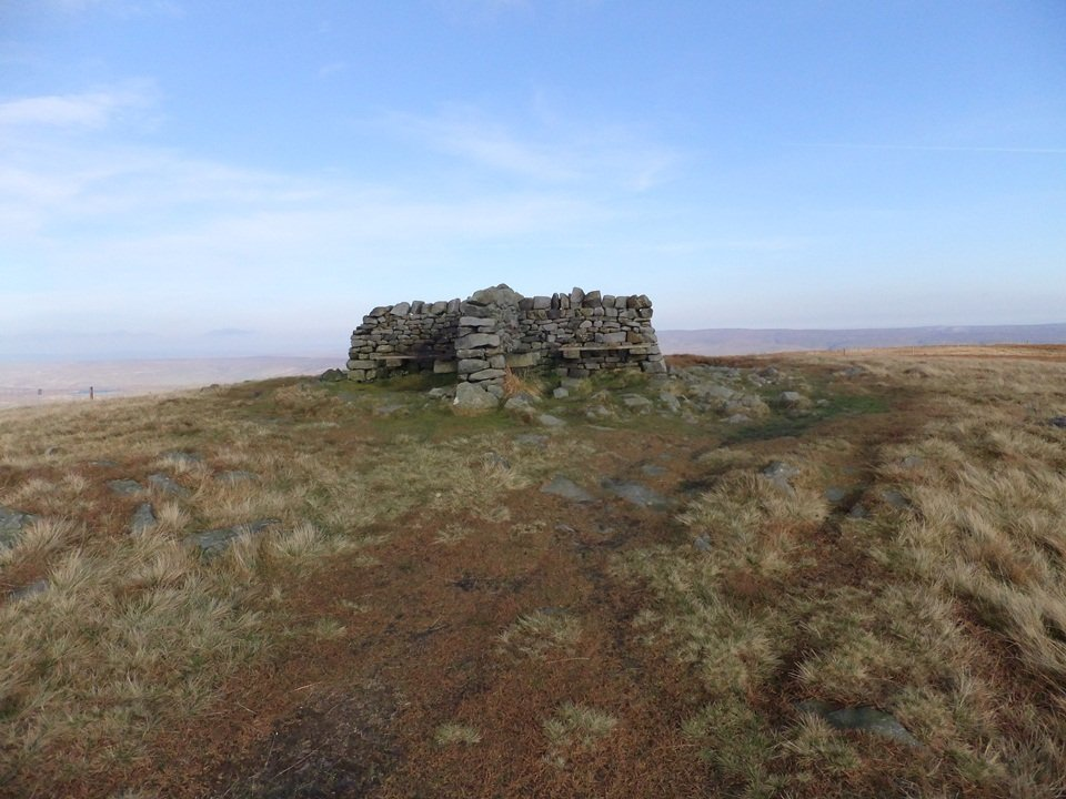 27 Great Shunner Fell -The Highest Mountains In England - The Top 25