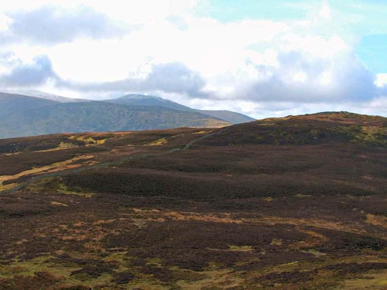 Walk up Tal y Fan From Aber to Dwygyfylchi - Walk in the Carneddau