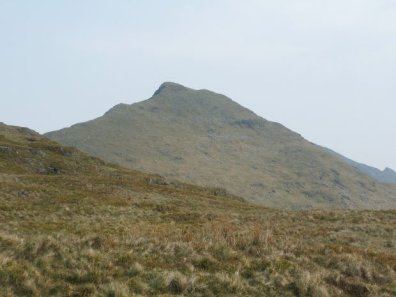 Walk up Yr Aran From Beddgelert and the Watkin Path