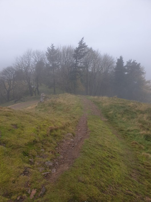 Walk up The Wrekin from near Telford