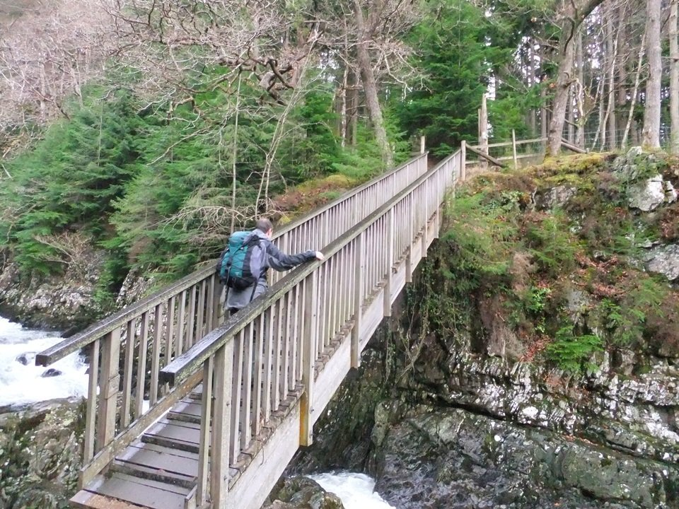 Snowdonia Walks from Betws y Coed