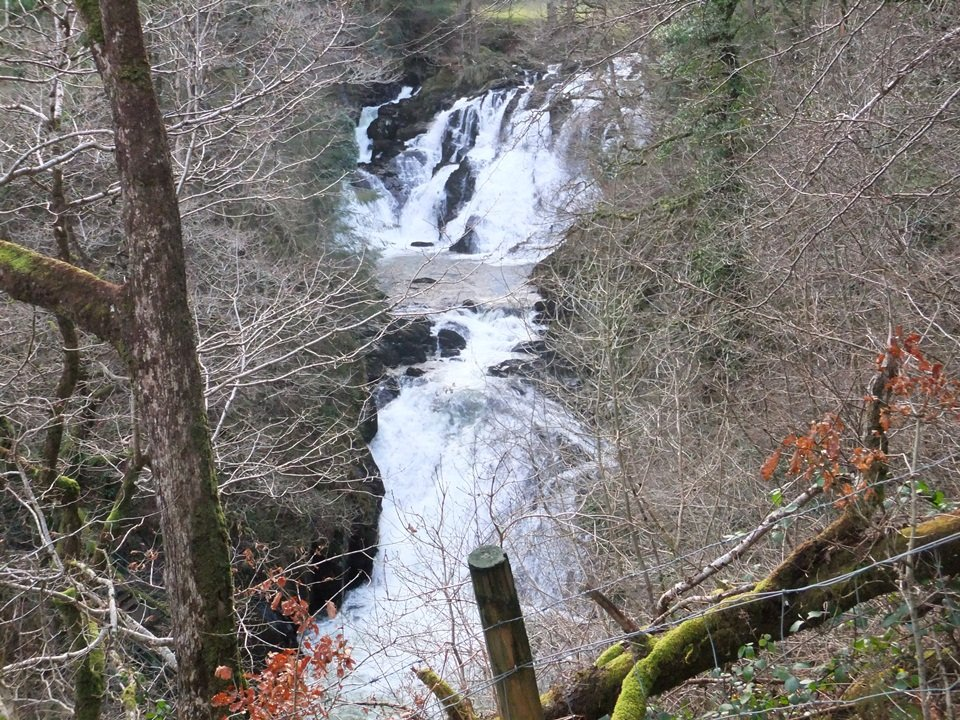 walks from Betws-y-coed Swallow Falls