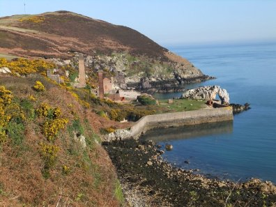 Anglesey Coastal Path Stage 3 Cemaes to Amlwch