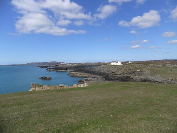 Anglesey Coastal Path Stage 11 Four Mile Bridge to Trearddur