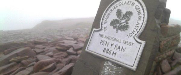The Welsh Three Peak Challenge