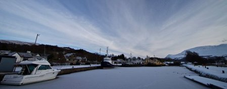 Corpach Basin, Fort William