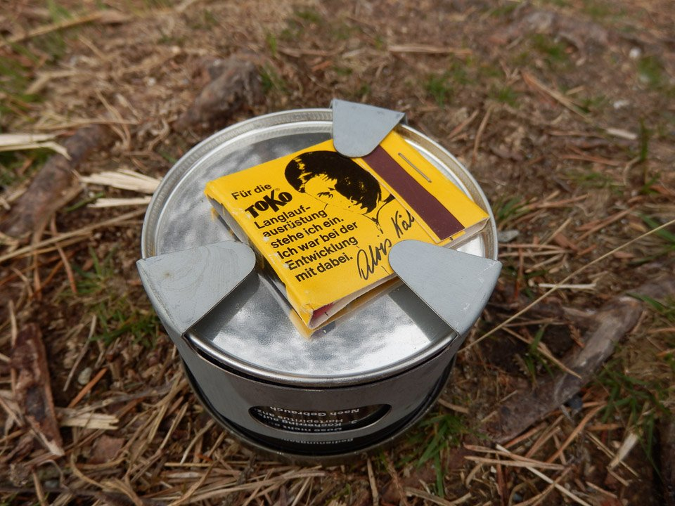 M1 Swiss Solid Fuel Gel Camping Stove Review Mud And Routes