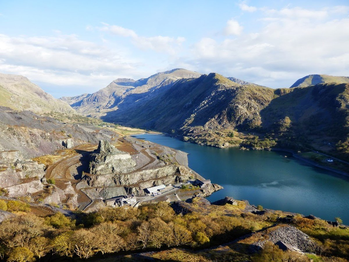 Snowdonia Walks from Llanberis