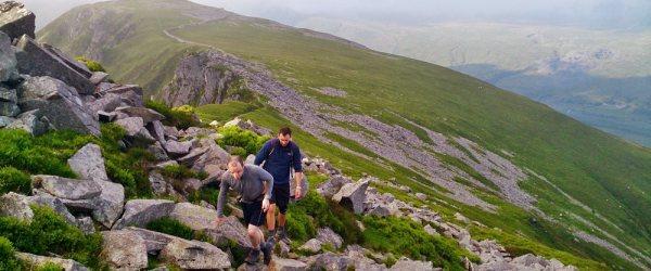 Nantlle Ridge Circuit From Rhyd Ddu – Cwm Dwyfor Return