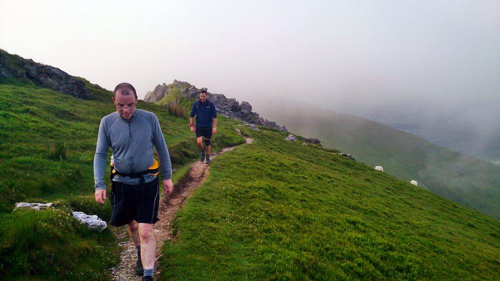 Nantlle Ridge Linear Traverse