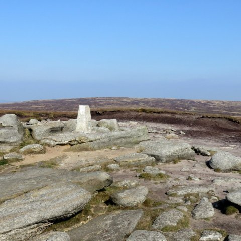 Bleaklow Head Circuit from Old Glossop via Doctor's Gate