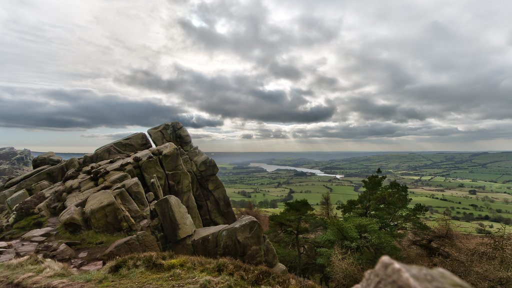 the roaches and lud's church walk