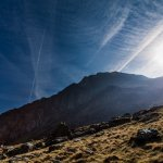 Devil's Kitchen And Glyder Fawr Walk