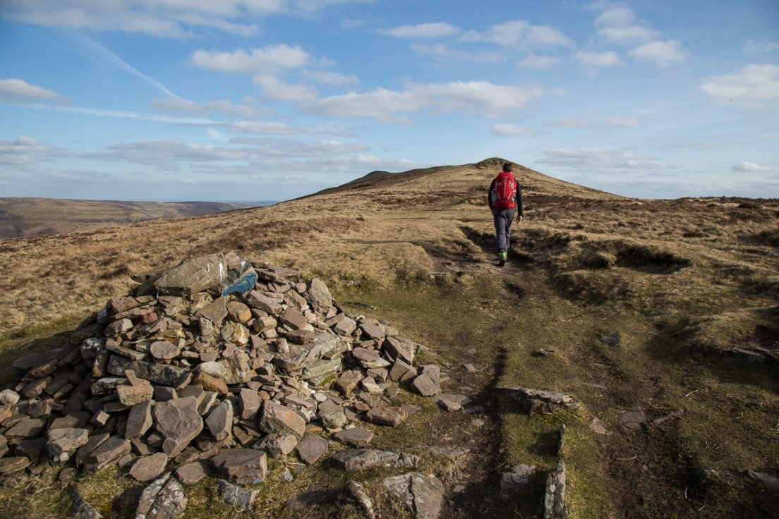 Cambrian Way Stage 4- Capel-y-ffin to Crickhowell