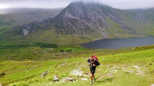 Cambrian Way Stage 18 – Ogwen to Conwy