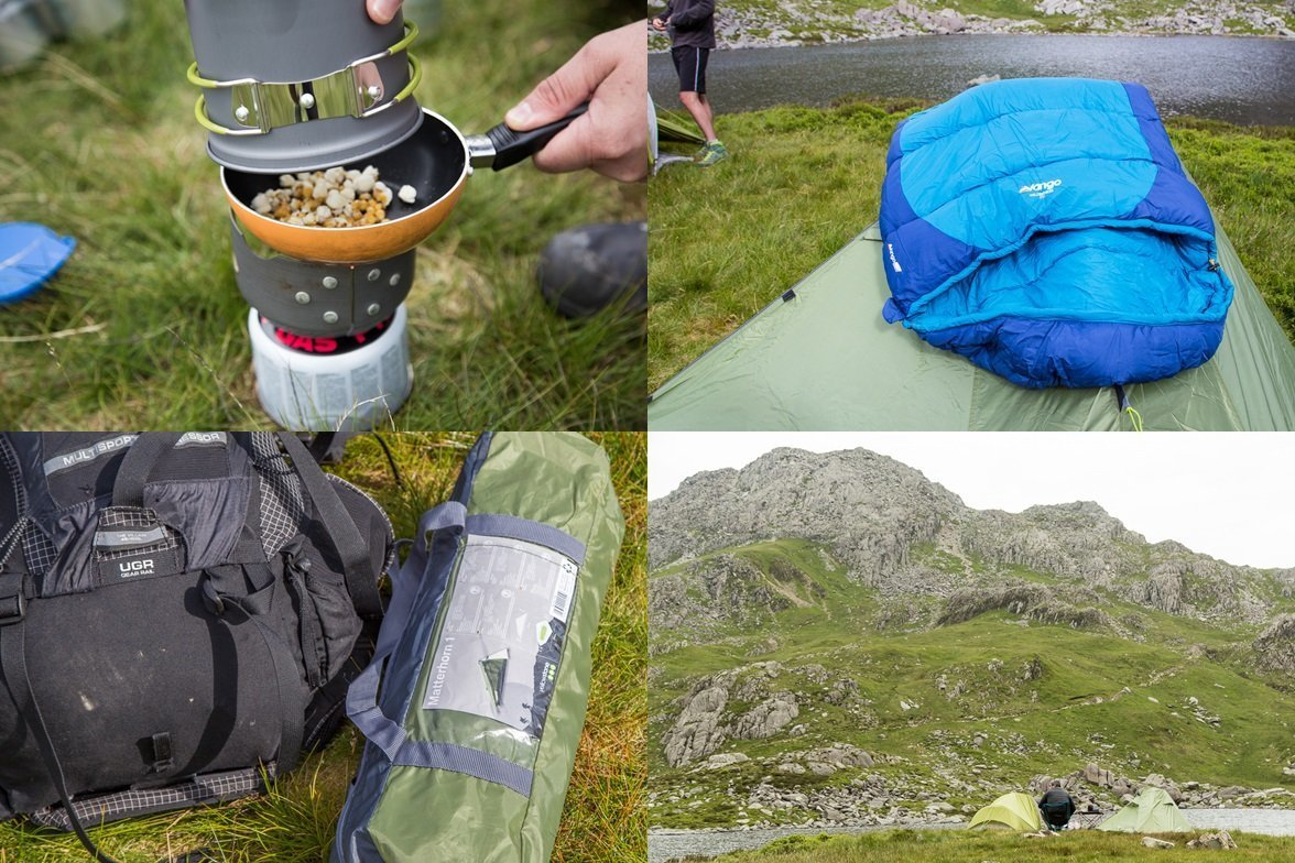Best Value Wild Camping Tent by far