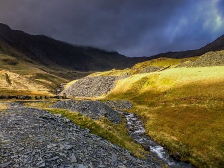 Cambrian Way Stage 16 – Beddgelert to Pen y Pass