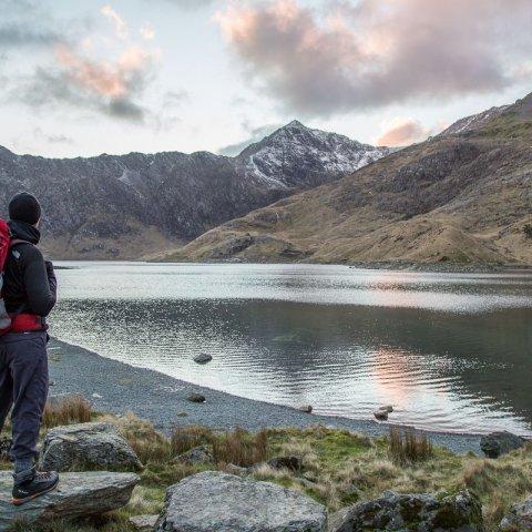 Miner's Track up Snowdon