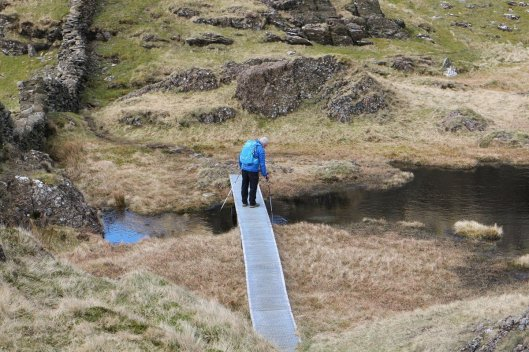 Walk up Moel Hebog from Beddgelert