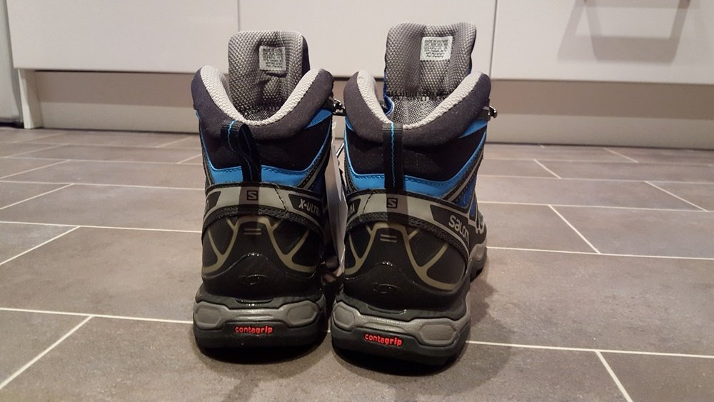 a876c4f90c6a Salomon X Ultra Mid 2 GTX Review