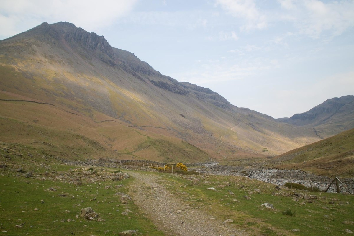 4 - Great Gable - The Highest Mountains In England - The Top 25
