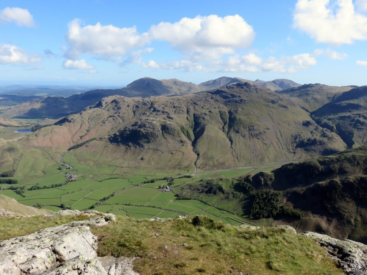 A Great Langdale Round