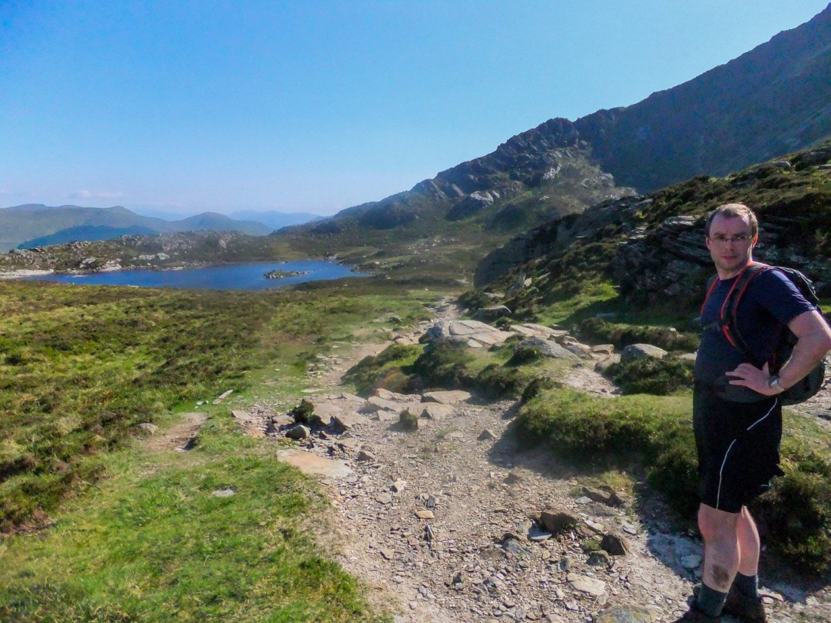 All the Walking Routes up Moel Siabod in Snowdonia