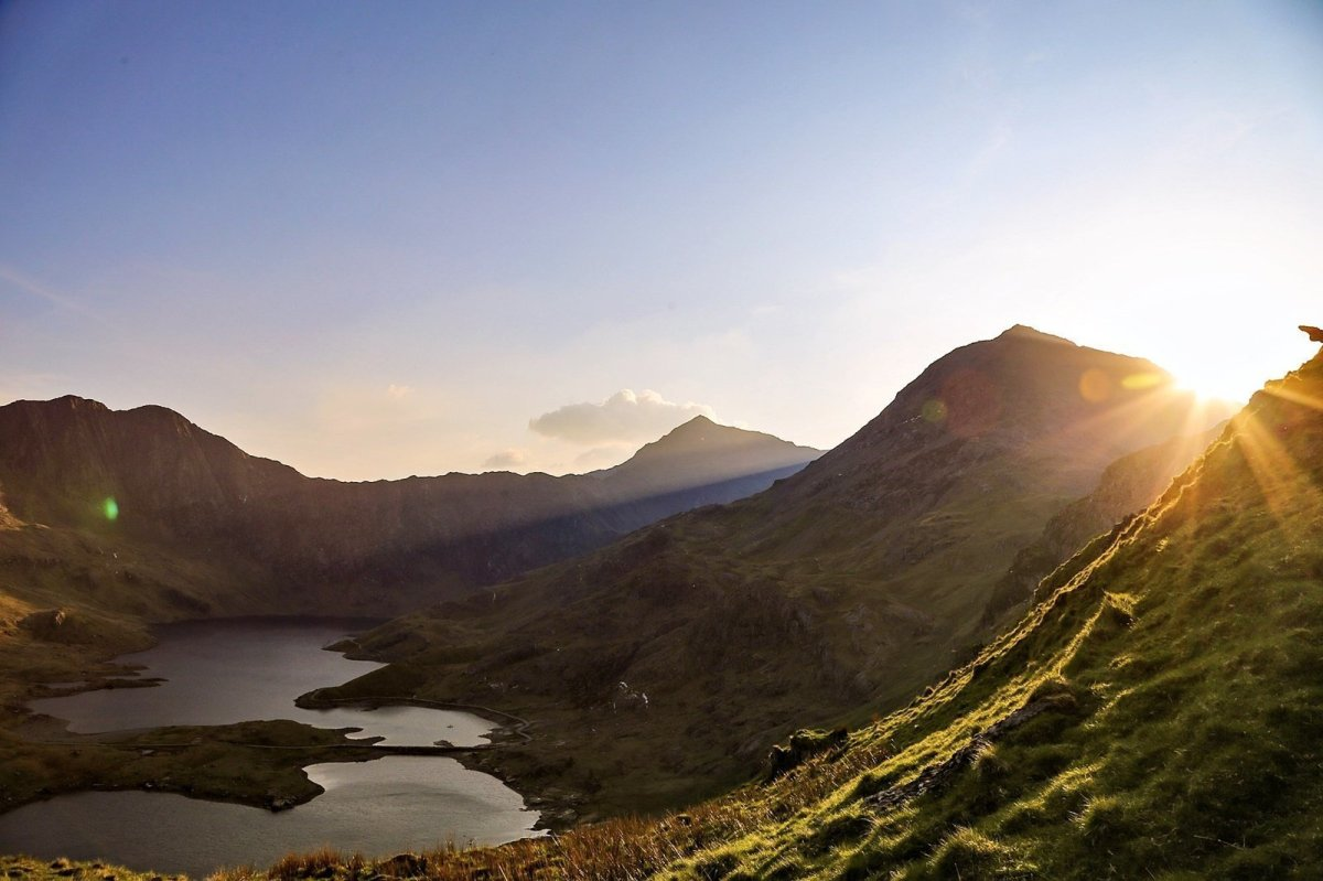 Snowdon Sunset - What are your memories of Snowdon?