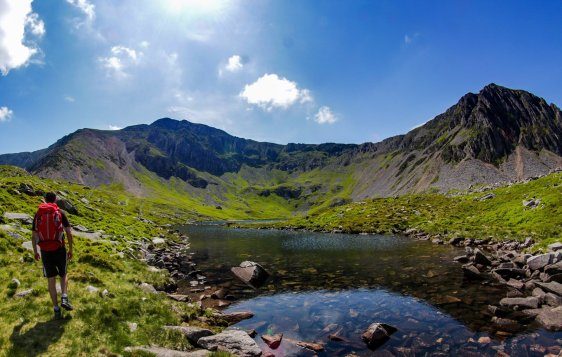 All the Walks up Cader Idris