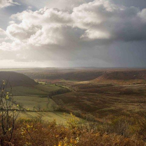 Hole of Horcum & Skelton Tower Circular a walk of four seasons