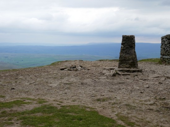 003 - Pen y ghents summit