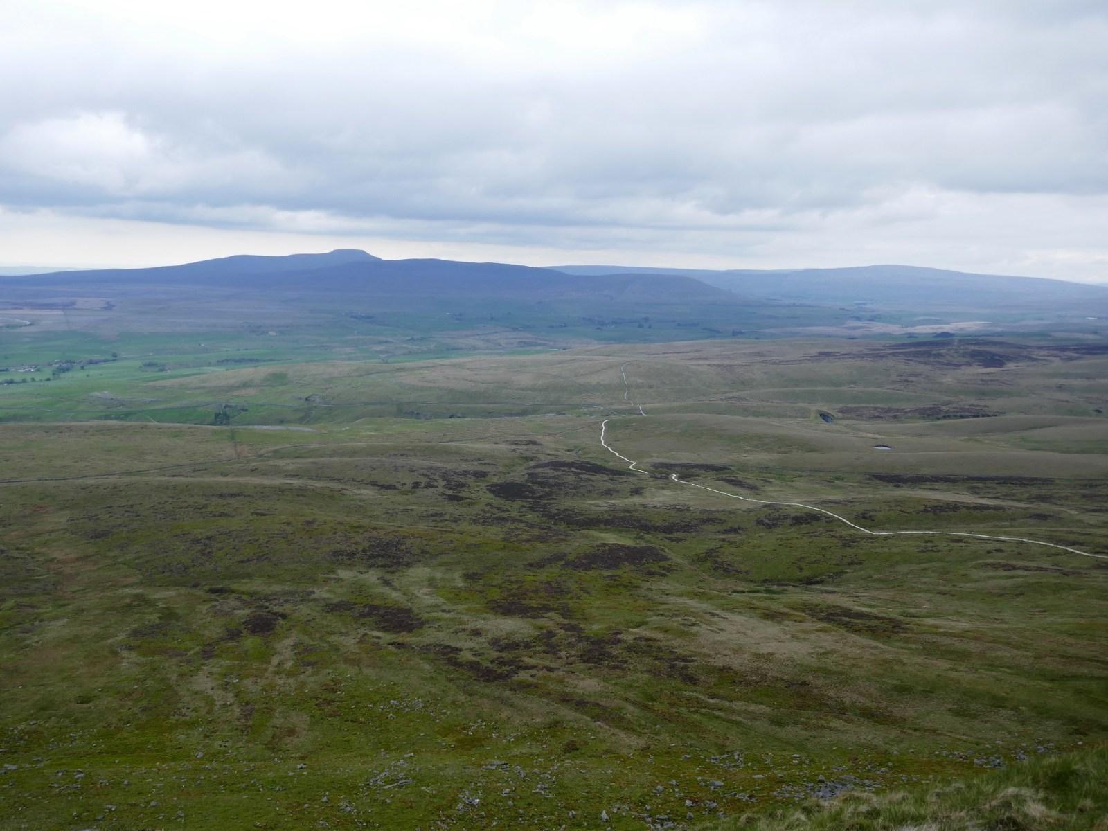 The Yorkshire Three Peak Challenge