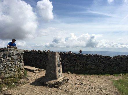Yorkshires Highest Peak
