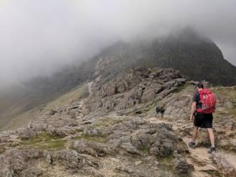 Snowdon via The Watkin Path
