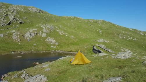snowdon wild camp 3