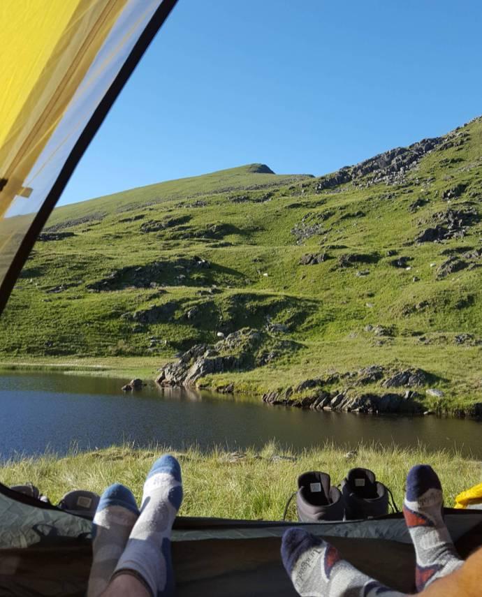 snowdon wild camp 6