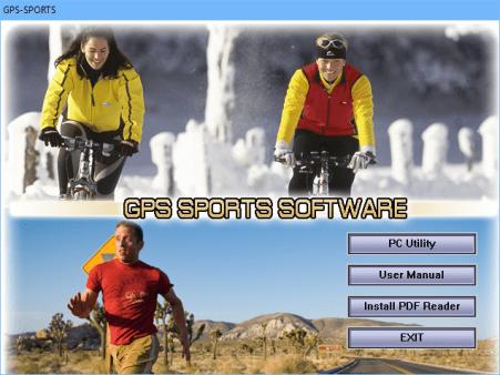 Posma W3 GPS Watch Software