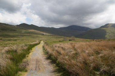 Clogwyn y Gwin Path and Maesgwm (129 of 135)