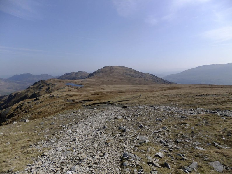 Glyderau from Pen y Pass 2 (47 of 54)