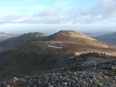 Glyderau from Pen y Pass (68 of 72)
