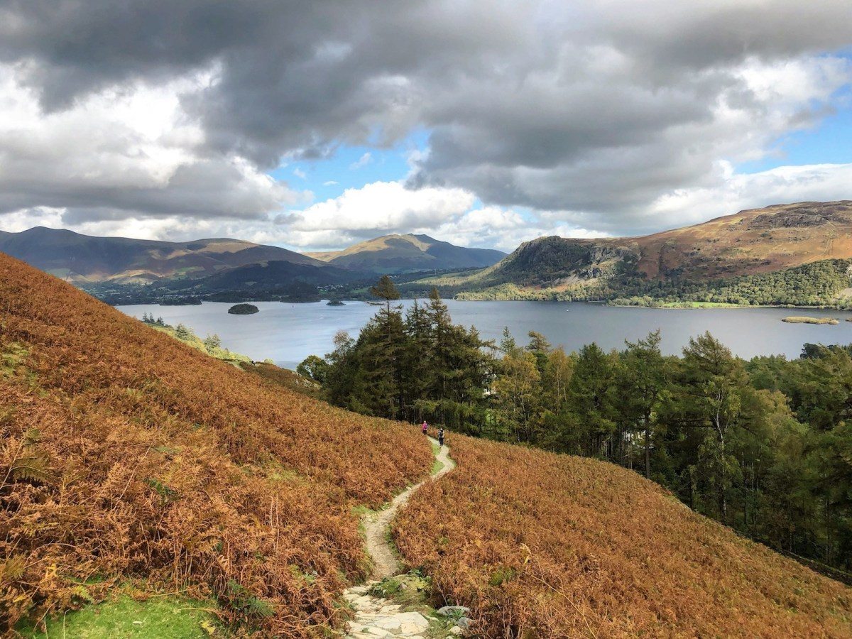 Walk up Catbells