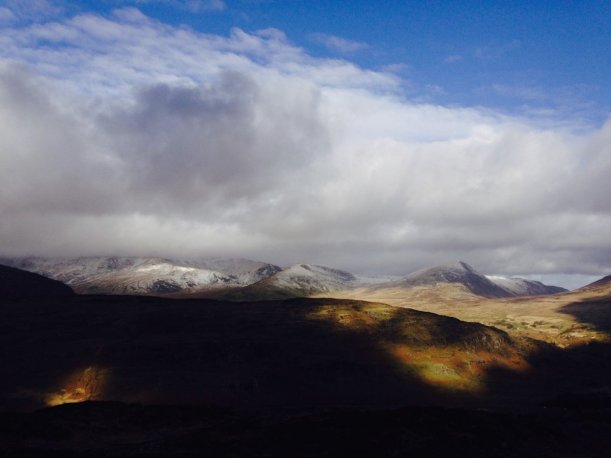 The 100 highest mountains in Wales006