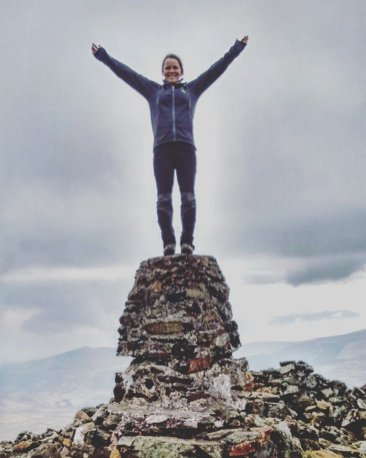 The 100 highest mountains in Wales007