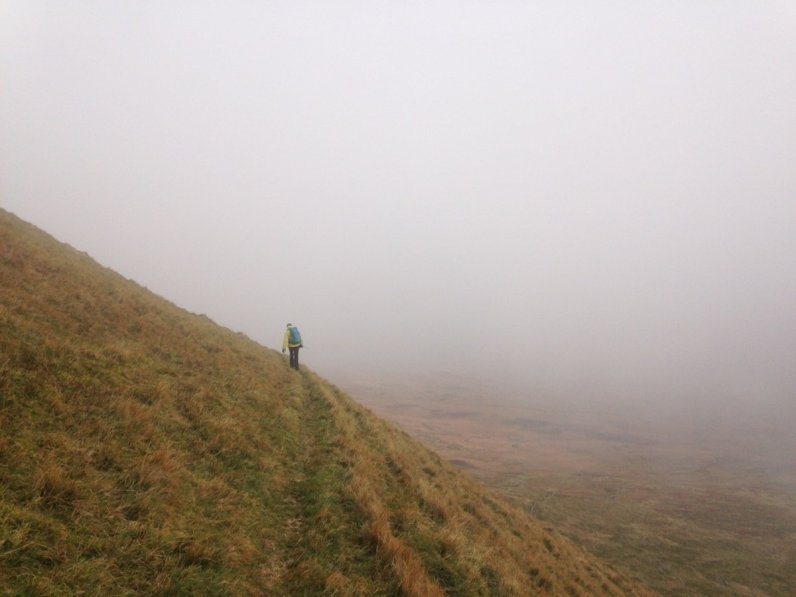 The 100 highest mountains in Wales017
