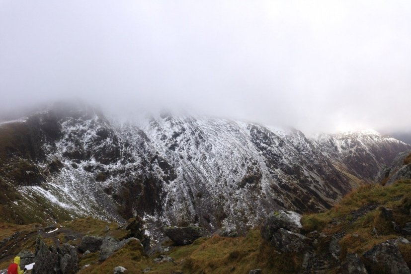 The 100 highest mountains in Wales019